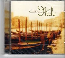 (FD957) Classical Italy, 17 tracks - 2009 sealed CD