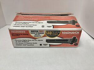 NEW Magnavox TB110MW9A DTV Digital To Analog TV SDTV Converter Box w/ Remote