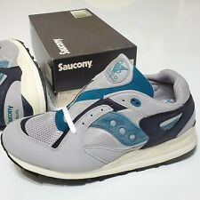Saucony Grid Courageous Vintage Sneakers Usa Made DeadStock Mens 11.5 New Os