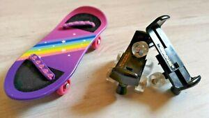 Build A Bear Skateboard and Roller Skates