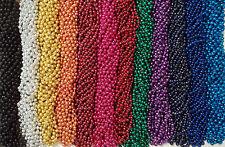 48 Mardi Gras Beads Football Party Favors Huge Lot 4 Dozen Tailgating Games
