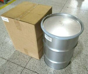 NEW ST3004 STAINLESS STEEL 30 GAL. TRANSPORT DRUM