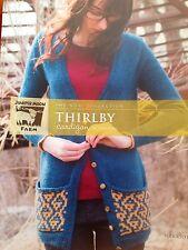 Ginepro MOON 2601 Herriot singolo pattern-thirlby Cardigan
