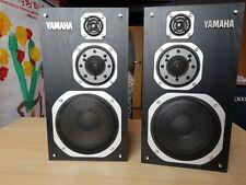Yamaha NS-1000MM Studio Micro Monitor Speakers Matched Pair