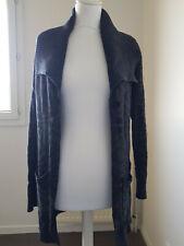 Gilet cardigan Jumper gris grey - Hurley - Unisex women & men - Taille / Size S