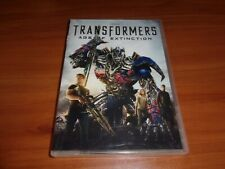 Transformers 4: Age of Extinction (DVD, Widescreen 2014)