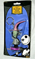 Nightmare Before Christmas Key Chain Shock Witch Figure NOS 2000's Sealed