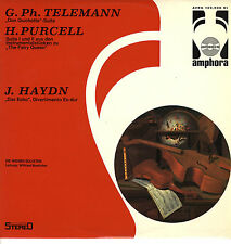 LP Telemann - Don Quichotte Suite / Purcell / Haydn - Die Wiener Solisten