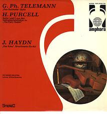 LP Telemann - Don Quichotte Suite / Purcell / Haydn - Die Wiener Solisten