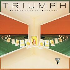 TRIUMPH - Sport Of Kings [CD New] - Remastered