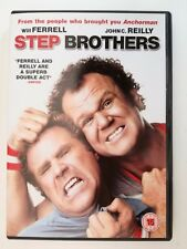 Step Brothers  Fratellastri a 40 anni (Commedia 2008) DVD audio Inglese Spagnolo