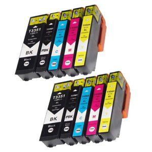 Patronen Epson 33XL für XP-540 XP-530 XP-830 XP-7100 XP-900 XP-640 XP-630 XP-635