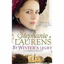 By Winter's Light (Cynster Novel), Laurens, Stephanie, Very Good Book