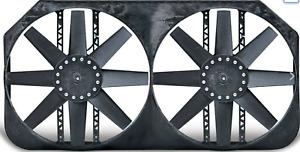 Flex-A-Lite 280 Dual Truck Fan - Puller Chevy/GMC