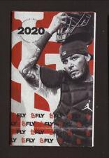 St Louis Cardinals--Yadier Molina--2020 Pocket Schedule--Bank of America