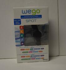 WEGO SPOT Wireless Activity Tracker Bluetooth New Sealed