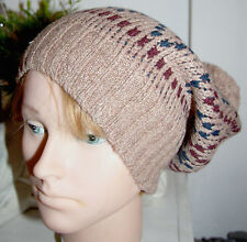 Noa noa acc. Woll-borla-gorro kesara Knit acc. natural size: one size nuevo