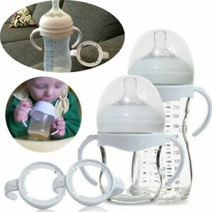 Silicone Mummy Help Feeding Accessories Cup Grip Bottle Handle Avent Natural