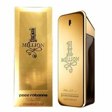 Paco Rabanne Eau De Toilette 1 Million Pour Homme Spray 200ml
