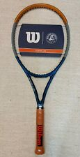 NEW Wilson Roland Garros Clash 100 Tennis Racquet Grip Size 4 1/2