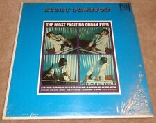 MB912 Billy Preston The Most Exciting Organ Ever 33-1/3 RPM LP Record