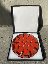 New 10 X 20 Segment Concrete Grinding Disc For Edco Grinders