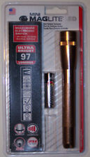 NEW COPPER MAGLITE SP22JYH Mini Mag 2-Cell LED Flashlight 145 meters MAGLITE
