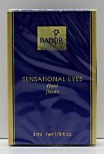 Babor System Sensational Eyes Fluid 4ml / 0.125oz. BRAND NEW SEALED