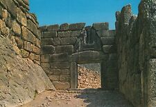Post Card - Mykenes / Tte Lion Gate