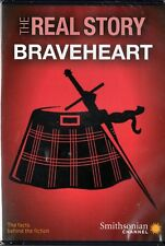 The Real Story: Braveheart (Dvd, 2018) Smithsonian Channel Brand New