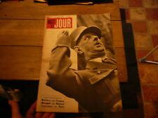 magazine hebdomadaire NUIT ET JOUR  n°121  1947 de gaulle