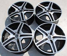 """4xOriginal 19"""" AMG Felgen Mercedes W221 W212 W211 R129 W207 W209 W220 W215 W140"""