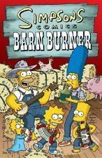 Simpsons Comics Barn Burner by Groening, Matt