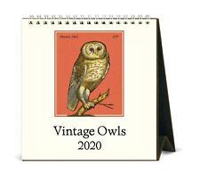 Cavallini 2020 Tischkalender Vintage 15.2x16.5cm