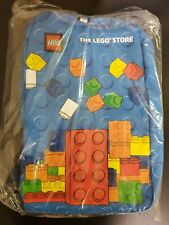 Lego Store Grand Opening Limited  Edition Backpack Rare New Easter Gift Sold Out