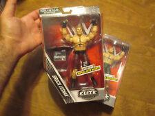 Wwe Elite Brock Lesnar Exclusive Wrestling Figure Suplex City shirt MATTEL READ