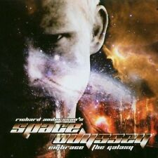 SPACE ODYSSEY - Embrace The Galaxy CD