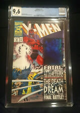 X-MEN 25  CGC 9.6 NM+  WHITE PAGES  NEW CASE