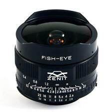 ⭐Objektiv Lens Zenitar f/2.8/16mm Fish Eye for Canon EF NEW from 2019!