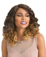 Sensationnel Synthetic Lace Front Wig Empress Edge Custom Lace Glam Loose
