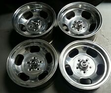Cheviot Aunger 14x7 jelly bean suit Falcon GT Mustang polished new nuts/caps