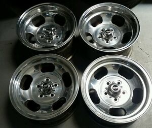 Cheviot 14 x 7 14 x 8 jelly bean suit Falcon GT Mustang polished new nuts/caps