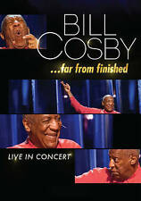 Bill Cosby... Far From Finished 2015 by Cosby, Bill - Disc Only No Case