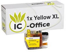 Amarillo 1XL Cartuchos de tinta para BROTHER IMPRESORA MFC j5330 j5335 J5730