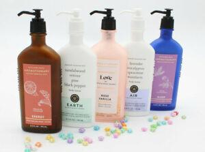 NEW Bath and Body Works Aromatherapy BODY LOTION 6.5 Fl oz *NEW* ~You Choose~