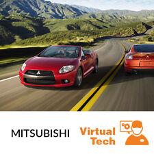 Mitsubishi - Digital Service and Repair Manual Expert Assistance