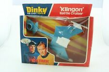 Dinky Toys No 357 Klingon Battle Cruiser - Meccano LTd - Made In England - Boxed