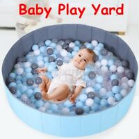 Foldable Game Fence Play Toy Tent Ocean Ball Pit Pool Children Baby Indoor