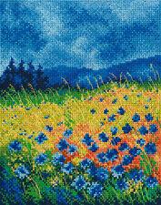 RTO M625 Skyblue cornflowers. Unopened!