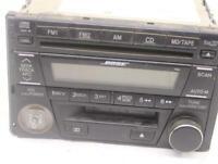 Radio Mazda Millenia 2001 01 2002 02 AM FM Cassette CD TC88669TX 990888